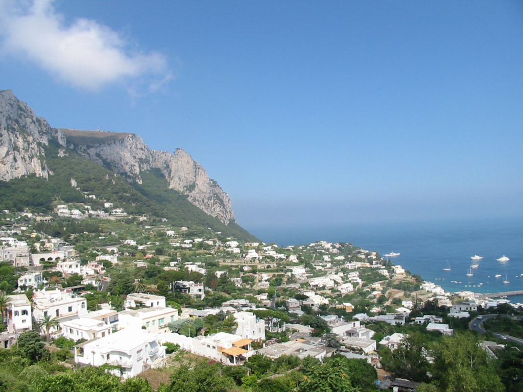 Foto Dell Isola Di Capri
